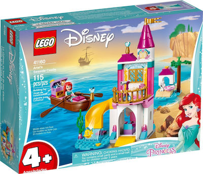 Lego Disney: Ariel's Seaside Castle 41160