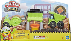Hasbro Play-Doh Wheels Gravel Yard Construction