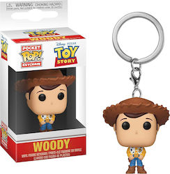 Pocket Pop! Keychain Disney: Toy Story - Woody