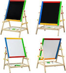 Foldable Double Side Magnetic Board