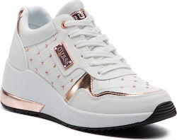 131cb9d1278 Sneakers Guess Λευκά - Skroutz.gr