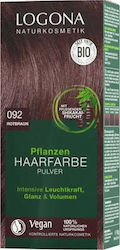 Logona Herbal Hair Colour 092 Red Brown
