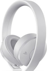 Sony Ps4 Headset Gold Version White Edition