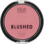 Mua Makeup Academy Blushed Shimmer Powder Rose Tea