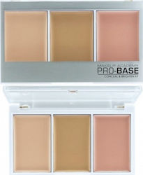 Mua Makeup Academy Pro Base Conceal & Brighten Kit Beige-Golden 11gr