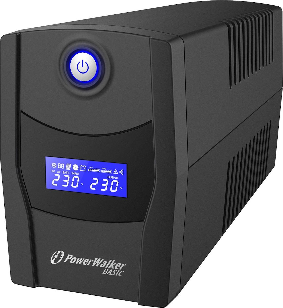 Powerwalker Basic VI 1000 STL - Skroutz.gr