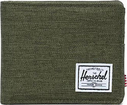 Herschel Supply Co Roy Olive Night Crosshatch