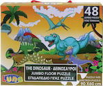The Dinosaur 48pcs (0621008) Luna