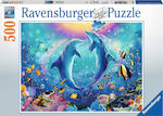 Dance of The Dolphins 500pcs (14811) Ravensburger