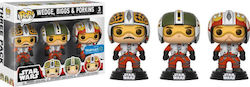 Pop! Movies: Star Wars - Wedge Biggs & Porkins 3-Pack