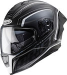 Caberg Drift Evo Integra I0 Matt Black/Anthracite/White