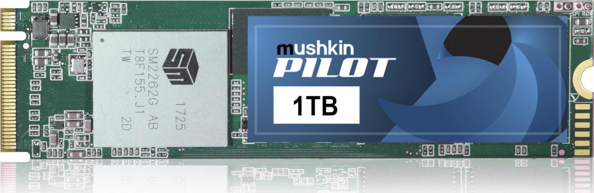 Mushkin Pilot 1TB - Skroutz.gr