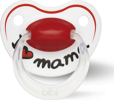 Bibi I Love Mama Happiness Dental Σιλικόνης 16m+ 1τμχ
