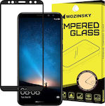 Wozinsky Full Face Tempered Glass Black (Huawei Mate 10 Lite)