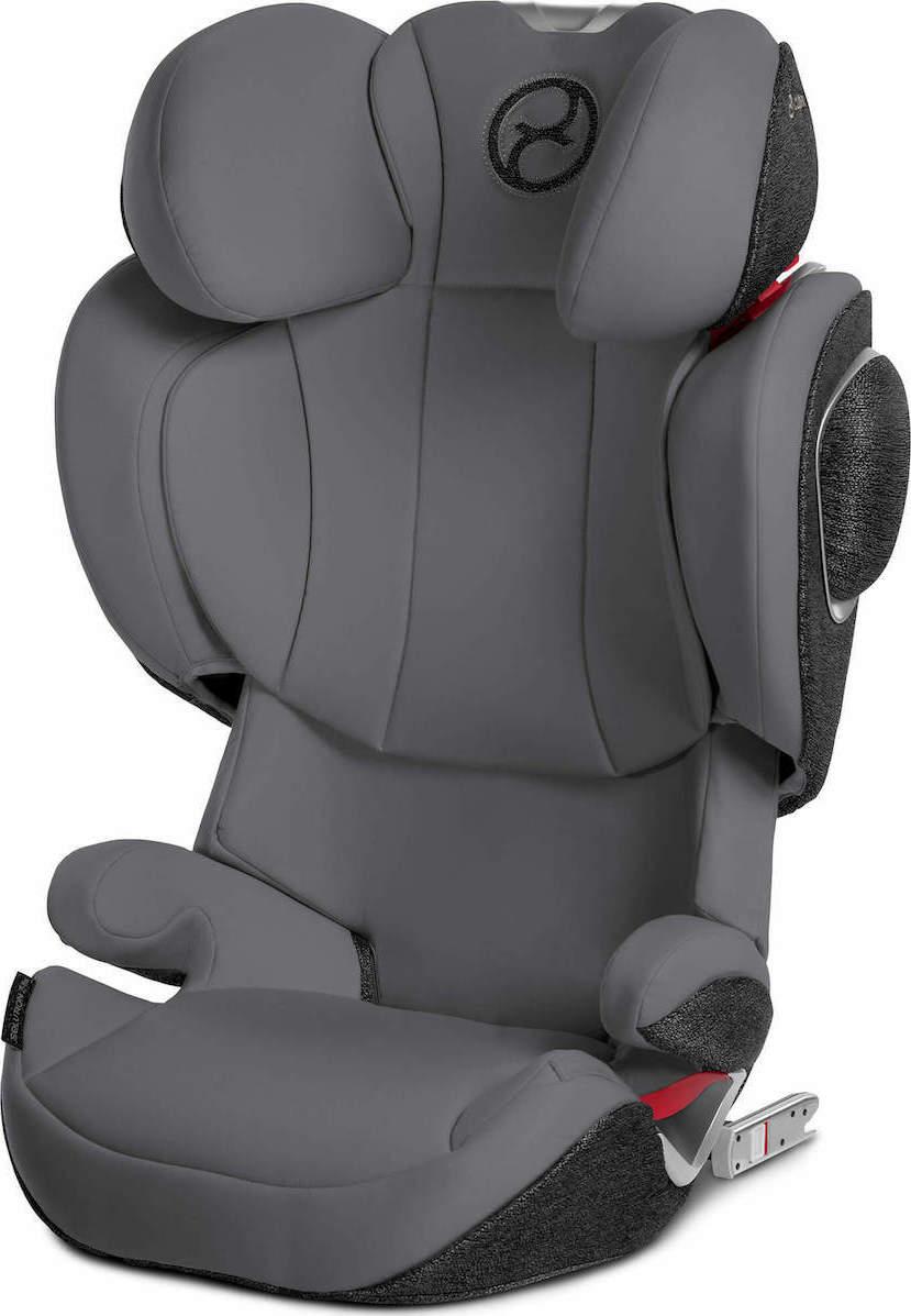 cybex solution z fix manhattan grey. Black Bedroom Furniture Sets. Home Design Ideas