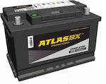 AtlasBX Start-Stop EFB 80Ah SE58010