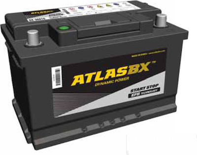 AtlasBX Start-Stop EFB 80Ah SE T110