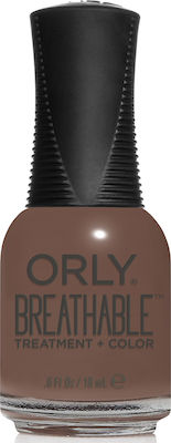 Orly Breathable Nail Polish Down To Earth