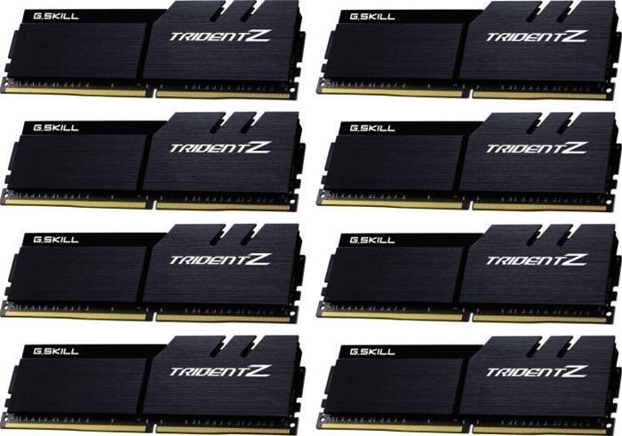 G Skill TridentZ 64GB DDR4-3600MHz (F4-3600C16Q2-64GTZKK) - Skroutz gr