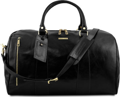Tuscany Leather TL141794 Black 51cm