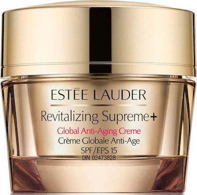 Estee Lauder Revitalizing Supreme+ Global Anti-Aging Cell Power Creme SPF15 50ml