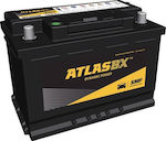 AtlasBX 75Ah MF57539