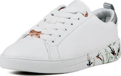 041d9ca8956 Γυναικεία Sneakers Ted Baker (Roully White)