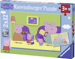 Peppa Pig at Home 2x12pcs (07596) Ravensburger