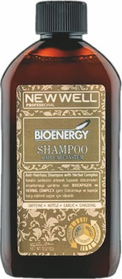 New Well Bioenergy Anti-Hair Loss Shampoo with Herbal Complex 400ml