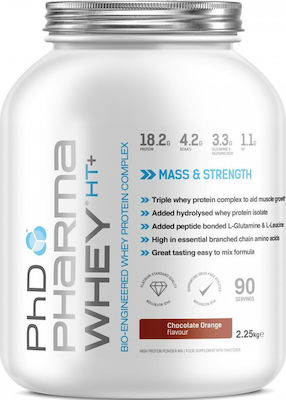 PhD Pharma Whey HT+ 2250gr Orange Chocolate