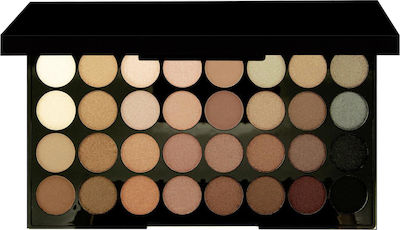 Revolution Beauty 32 Shade Eyeshadow Palette Beyond Flawless