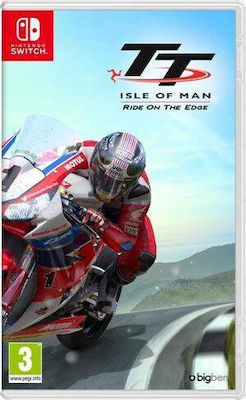 TT Isle of Man: Ride On The Edge Switch