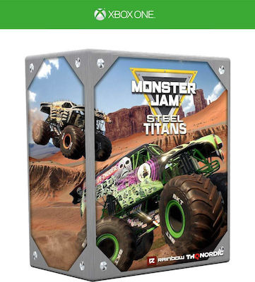 Monster Jam Steel Titans (Collector's Edition) XBOX ONE