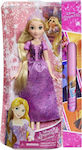 Λαμπάδα Disney Princess Shimmer Fashion Doll E4020 (3 Σχέδια) Hasbro