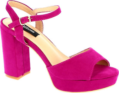 IQ Shoes 1A19130 Fuchsia