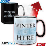 Game Of Thrones Winter is Here - 460ml Heat Changing Mug