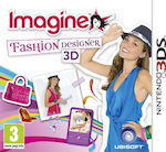 Imagine Fashion Designer 3D 3DS