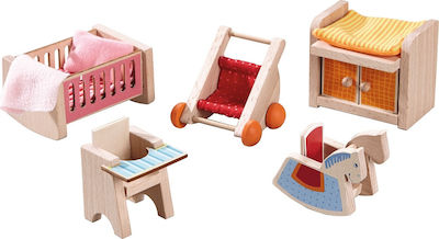 Haba Dollhouse Furniture Children's Room