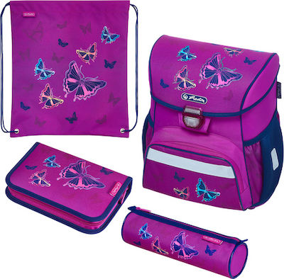 Herlitz Loop Plus Glitter Butterfly