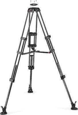 Manfrotto CF Twin Leg Middle Spreader Τρίποδο - Βίντεο