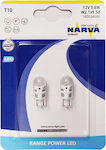 Narva T10 Range Power Led 12V 2τμχ