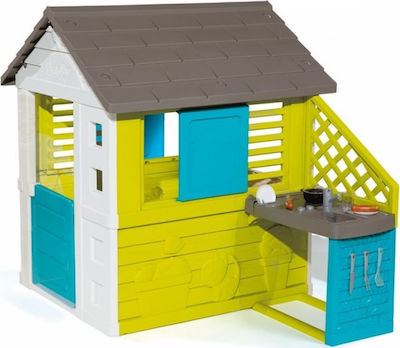 Smoby Pretty Playhouse & Kitchen