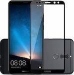 Powertech 5D Full Face Tempered Glass Black (Huawei Mate 10 Lite)