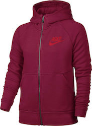 fe1cd7f814b Nike Sportswear Modern Hoodie Full Zip 806212-620