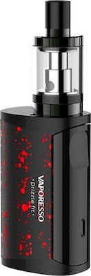 Vaporesso Drizzle Fit Black Red