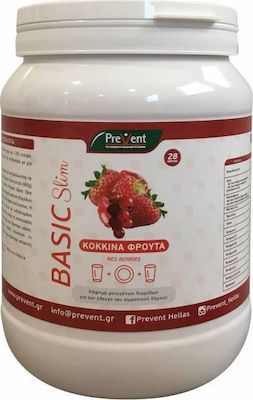 Prevent Basic Slim 465gr Red Fruits