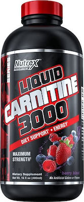 Nutrex Liquid Carnitine 3000 480ml Fruit Candy