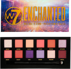 W7 Cosmetics Eye Colour Palette Enchanted