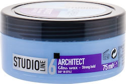 L'Oreal Paris Studio Line Architect Hair Wax 24H Strong Fixation 75ml