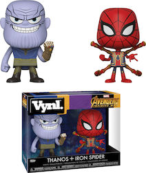 Vynl Marvel: Avengers Infinity War - Thanos & Iron Spider
